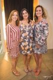 Ana Paula Daud, Izabeli Leitão e Fátima Santana