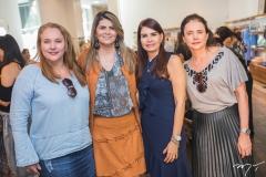 Luiziane Cavalcante, Michelinne Pinheiro, Lorena Pouchain e Cristiane Araújo