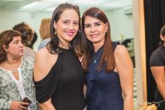 Romina Frota e Lorena Pouchain