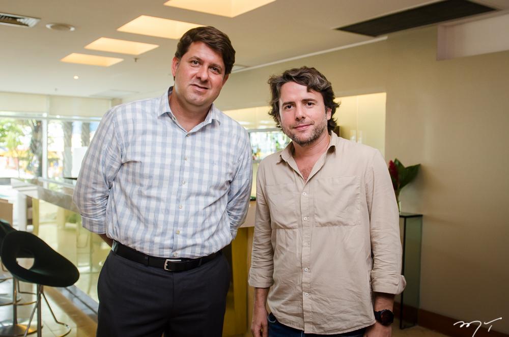 Rafael Rodrigues e Ciro Tomaz