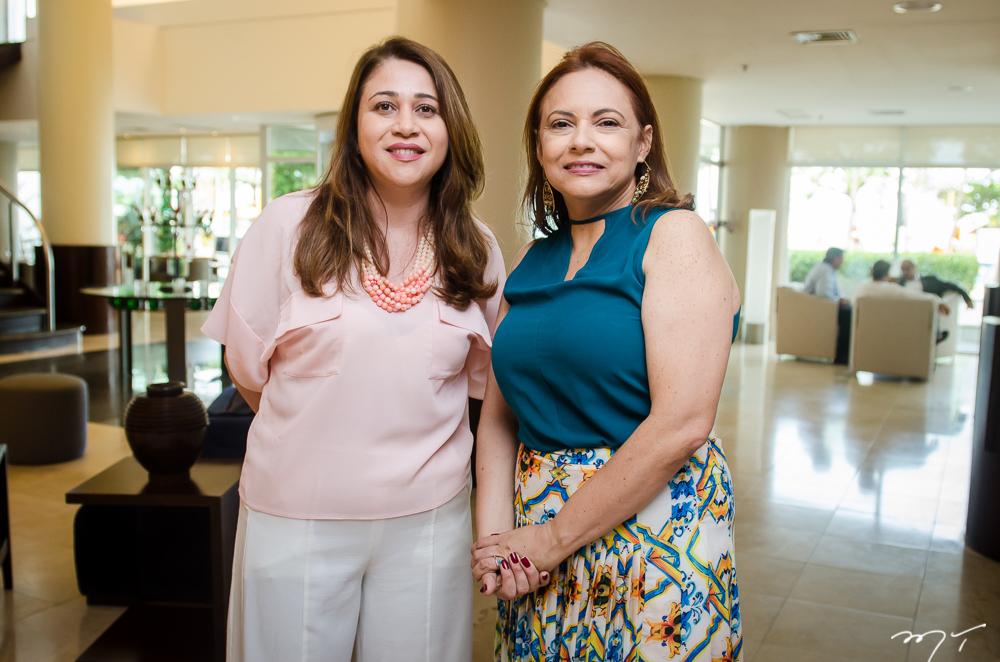 Raquel Barros e Carla Pinto