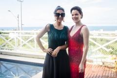 Alice Ferraz e Paulinha Sampaio