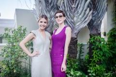Marcela Cartaxo e Daniela Lachter