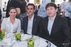Águeda Muniz, Aluísio Ramalho Filho e Edgar Gadelha