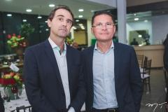 Alexandre Landim e Marcos Borges