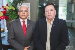 Almir Guilherme e Aurélio Oliveira