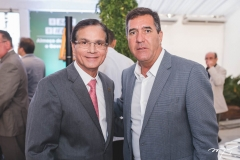 Beto Studart e Luiz Gastão Bittencourt
