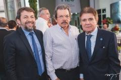 Élcio Batista, Lima Matos e Jorge Parente