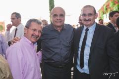 Egídio Serpa, Fernando Cirino e Franzé Gomes