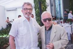 Eudoro Santana e Fernando Maia