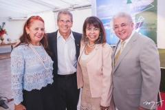 Fátima Duarte, Severino Ramalho Neto, Selma Cabral e Deusmar Queirós