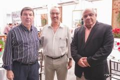Heitor Studart, Luís Carlos e Pedro Alfredo