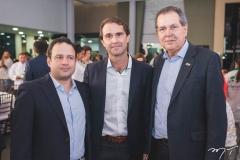 Igor Queiroz Barroso, Alexandre Landim e Ricardo Parente