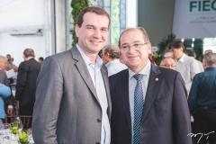 José Ailton Brasil e Josbertini Clementino