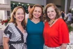 Márcia Pinheiro, Verônica Perdigão e Roseane Medeiros