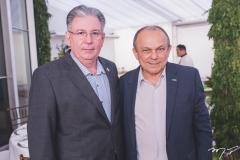 Ricardo Cavalcante e Honório Pinheiro
