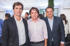 Ruy do Ceará, Cyro Thomaz e Patriolino Dias