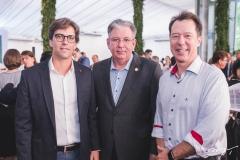 Ruy do Ceará, Ricardo Cavalcante e Carlos Fujita