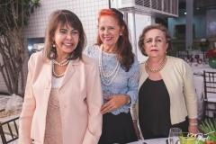 Selma Cabral, Fátima Duarte e Eliane Pimentel