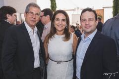 Severino Ramalho Neto, Patrícia Macêdo e Igor Queiroz Barroso