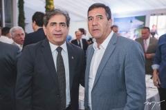 Zezinho Albuquerque e Luiz Gastão Bittencourt
