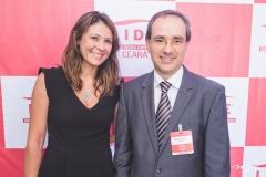 Adailma Mendes e Sérgio Resende