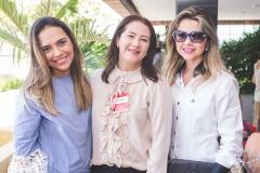 Carol Palaço, Rayana Girão e Ana Cândido