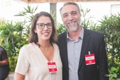 Cinthia Cavalcanti e Mauro Costa
