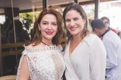 Grace Leitão e Luciana Borges
