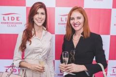 Juliana Feitosa e Iunar Gadelha