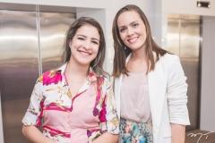 Leiliane Pinheiro e Cyntia Sampaio