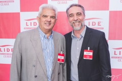 Tales de Sá e Mauro Costa