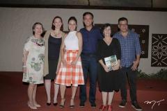 Denise De Castro, Débora Sombra, Ana Virginia Furlani, Fernando Novais, Neuma Figueiredo E Pedro Ariel Santana