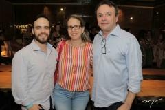 Jose Uchôa, Daniela Freitas E Jorge Brandão