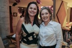 Denise Cavalcante e Mônica Peixoto