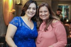 Lia Freire e Safira Moreira