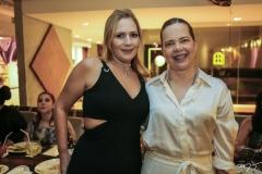 Márcia Peixoto e Isabela Fonseca