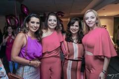 Márcia Travessoni, Claudia Gradhvol, Martinha Assunção e Sandra Fujita