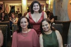 Marilia Camara, Bebel Ciasca e Amelia Brandão