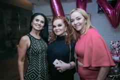 Neusa Rocha, Lisieux Brasileiro e Sandra Fujita