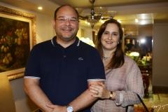 Alexandre Uchôa e Viviane Pessoa
