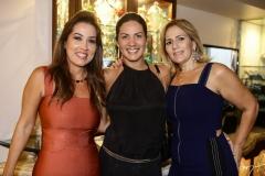 Ana Vládia Sales, Rose Carneiro e Márcia Peixoto