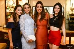 Bianca e Michelle Aragão, Ana Vládia e Maria Eduarda Sales