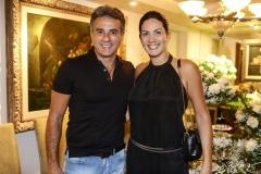 Paulo Thomaz e Rose Carneiro