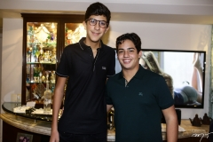 Rafael Oliveira e Felipe Studart
