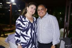 Ana Maísa e Teodoro Santos