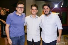 Jarson Fonteles, Pedro Caminha e Thiago Silva