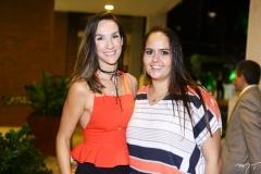Marcela Carvalho e Carol Aragão