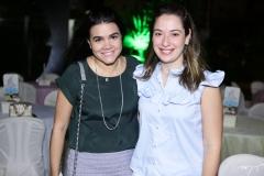 Priscila e Silvinha Leal