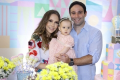 Rafaella, Bianca e Tiago Asfor